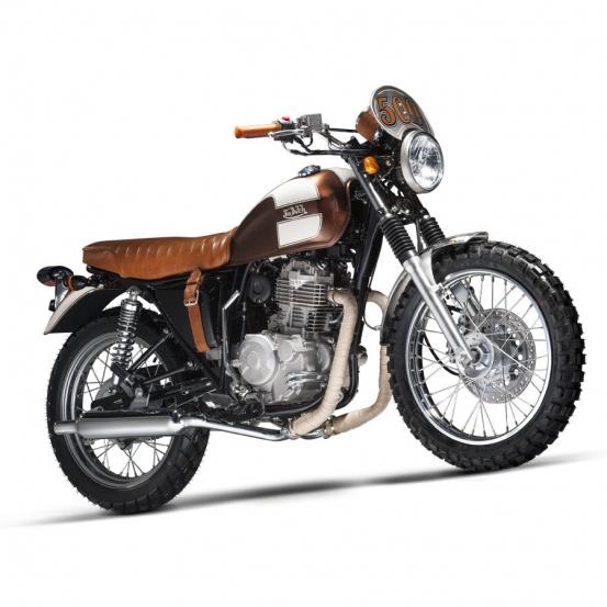 MASH 400cc