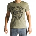 T-SHIRT MASH VON DUTCH KAKI