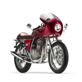 MASH CAFE RACER 400cc 2017 - Candy Red