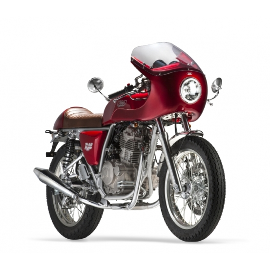 MASH CAFERACER 400cc 2017 - Candy Red