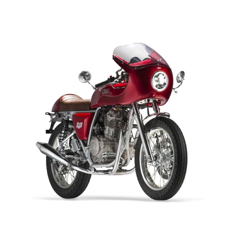 Moto Cafe Racer En Francais