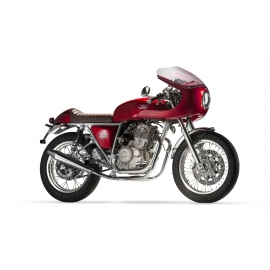 CAFE RACER 400CC 2017 TT40 CANDY RED