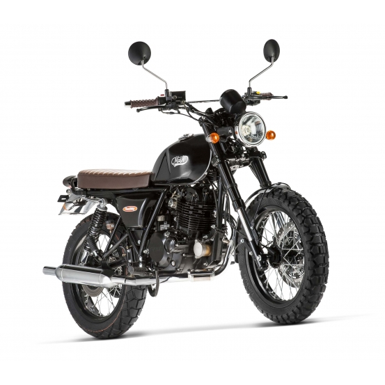 MASH TWO FIFTY 250 cc 2017- Noir