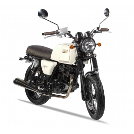 MASH BROWN EDITION 125cc injection