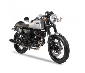 MASH CAFE RACER 125cc silver mat