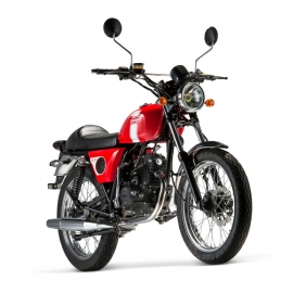 MASH FIFTY 50 cc ROUGE Euro4