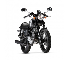 CAFE RACER 125 cc black Euro 4