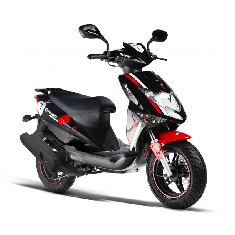 scooter mash 50 bibop 4t race mash motors. Black Bedroom Furniture Sets. Home Design Ideas