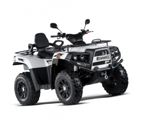 ATV MUDSTAR 600 WHITE
