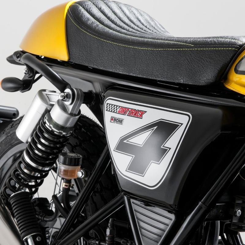 MASH DIRT TRACK 50cc GOLD - Mash Motors