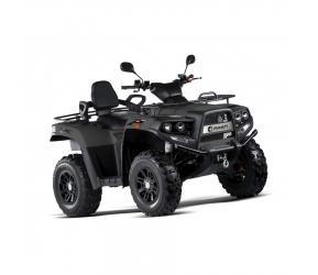 Quad MudStar 600 Gris Rafale