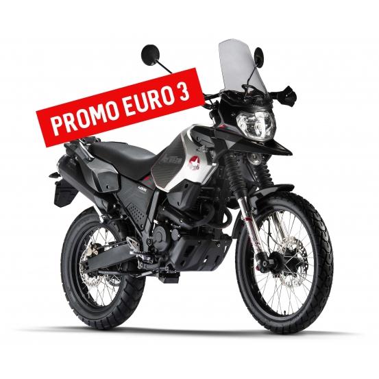 "MASH ADVENTURE 400cc Euro 3 AVEC VALISES ""Touring"""