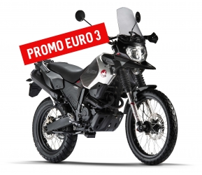 """ADVENTURE 400CC WITH CASES """"TOURING"""""""