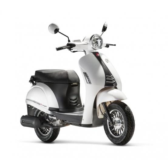 scooter mash 50 city e4 blanc mash motors. Black Bedroom Furniture Sets. Home Design Ideas