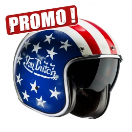 CASQUE VON DUTCH CAPTAIN AMERICA