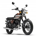 NEW SEVENTY FIVE 125 CC BROWN