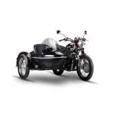 MASH SIDE 400cc 2019 CHROME NOIR