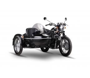 MASH SIDE 400cc 2019 CHROME NOIR