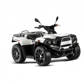 QUAD QUADRIFT 600 EFI BLANC
